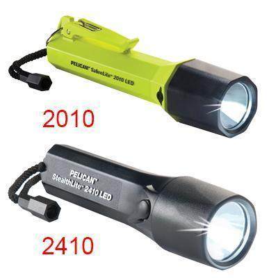 #2010 / #2410 Pelican LED Flashlight